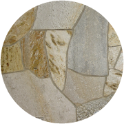 Sunset Gold Flagstone&reg<br>Quartzite<br>Rocky Mountain Granite & Quartzite Quarry<br><a href=http://www.northernstonesupply.com/products/view/quartzite-flagstone-sunset-gold>Northern Stone Supply</a><br>Oakley, UT
